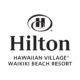 Hilton Hawaiian Village Waikiki resort logo