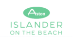 Aston Islander on the Beach